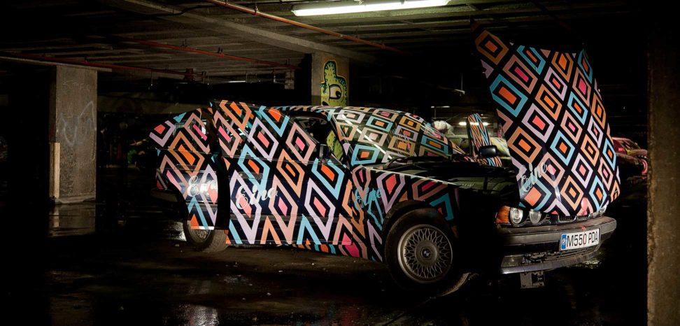 banger-art-eine-car