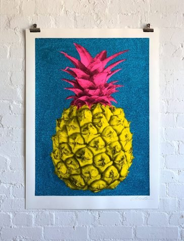 Big Ass Ananas - Yellow