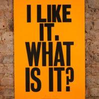 AB02-Anthony-Burril-I-Like-It-Orange-Full-Wall-Image