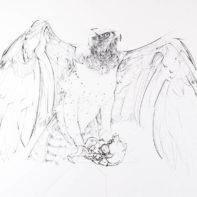 ALB03-Jessica-Albarn-Eagle-Silver-Skull-Thumbnail