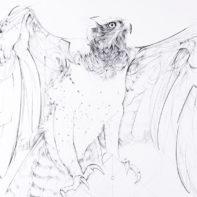 ALB04-Jessica-Albarn-Eagle-Pearlescent-Skull-Thumbnail