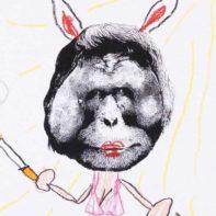 HIN02-Hin-Modern-Ape-Bunny-Thumbnail