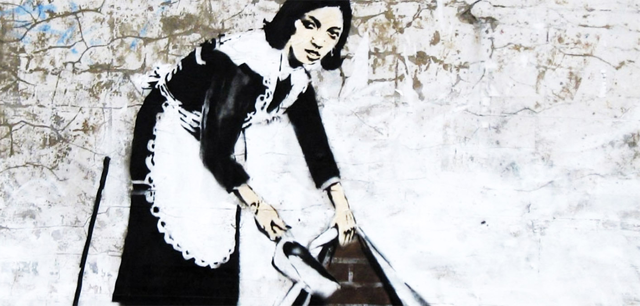 Banksy tattoo pictures