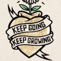 CB65-Chris-Bourke-Keep-Going-Keep-Growing-Gold-Leaf-Sugar-Paper-Thumbnail