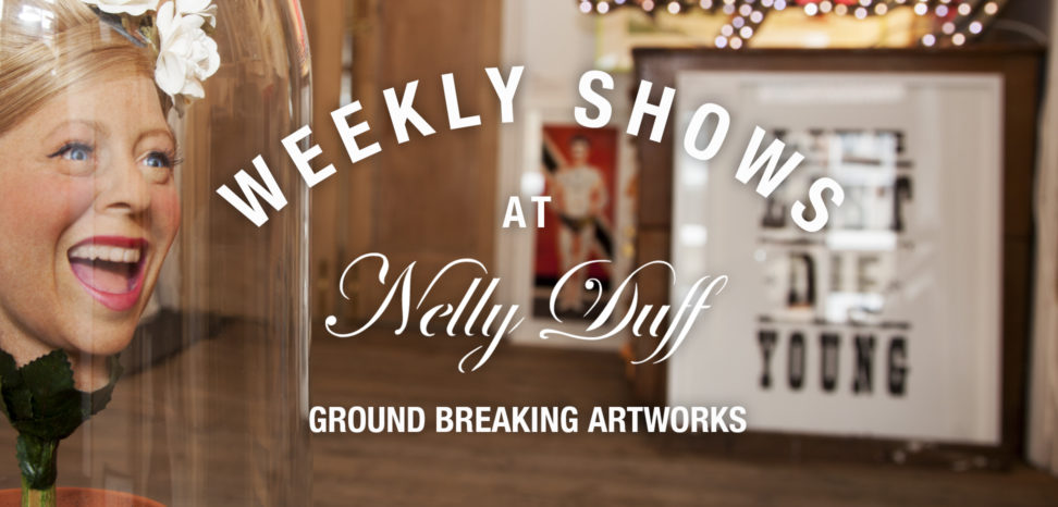 weekly show banner