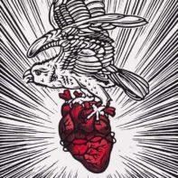 CB68-Chris-Bourke-Eagle-And-Heart-Hand-Coloured-Thumbnail