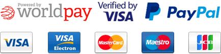 WorldPay & PayPal