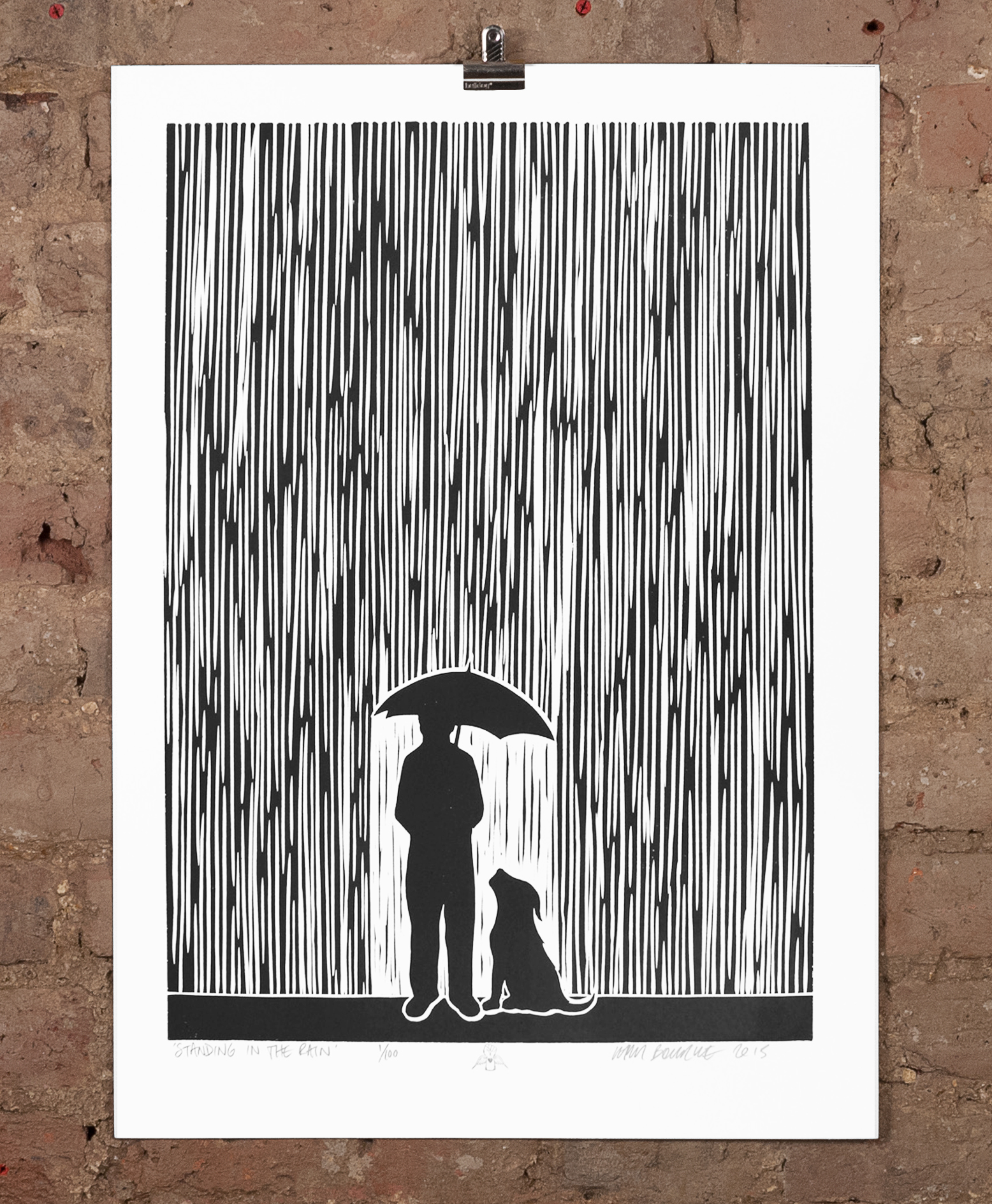 standing in the rain by chris bourke nelly duff