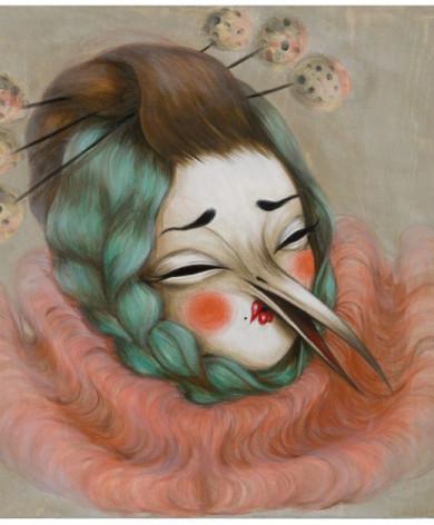 miss-van-Sad-Birdy-Clown-II