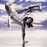 COS11-Cosmo-Breakdancing-Jesus-On-Water-Blue-and-Yellow-Thumbnail