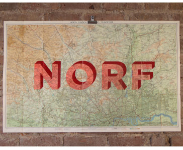 Norf - Vintage Maps