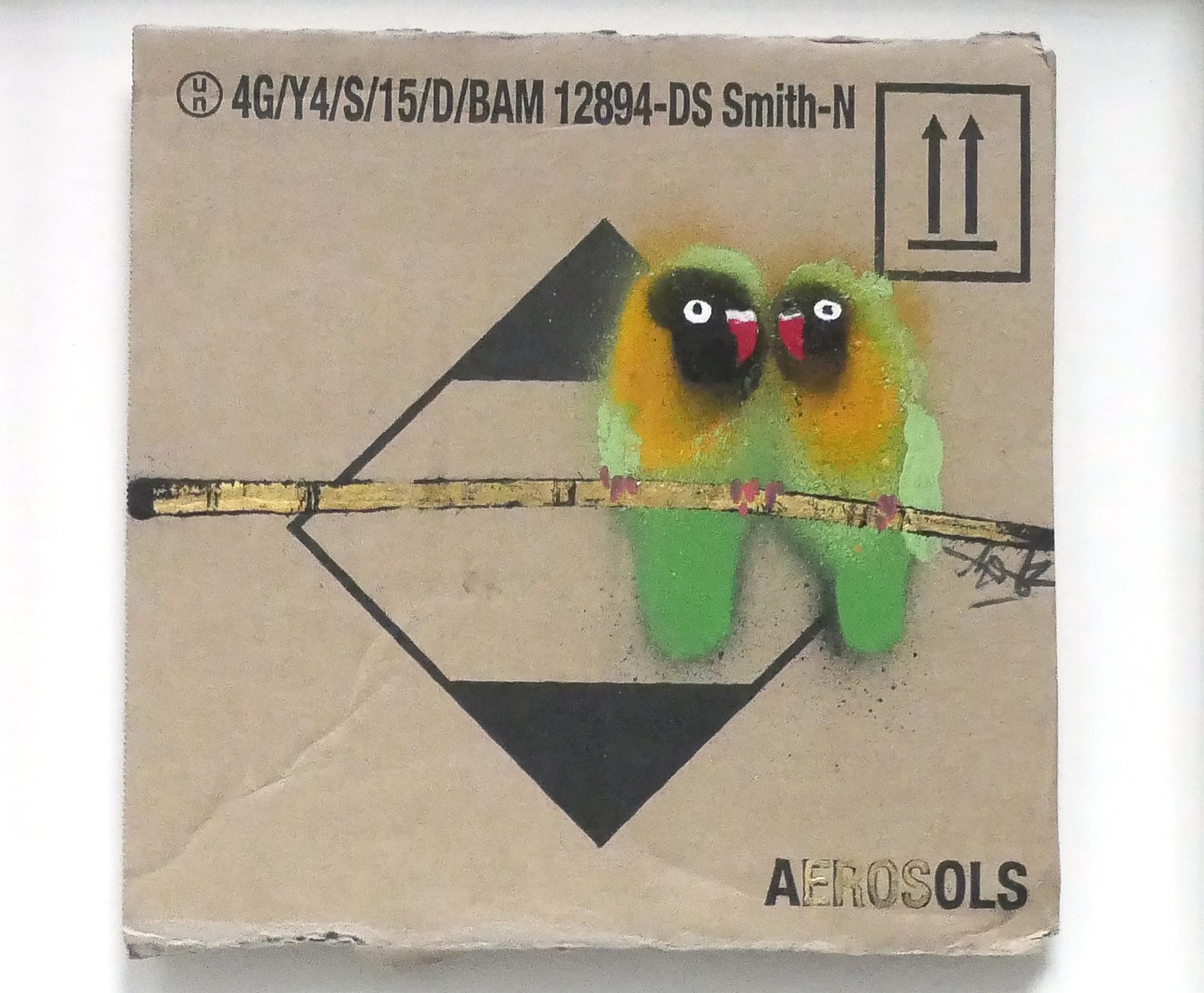 Love Birds - Eros 1