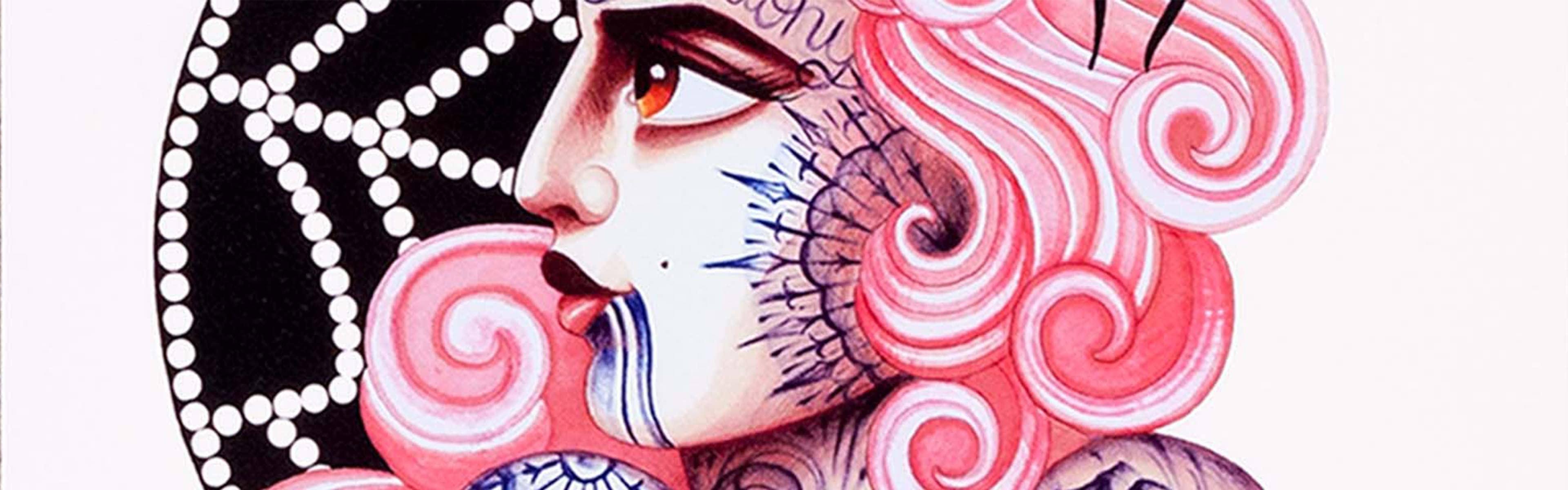 Ramon Maiden and Inma Artwork