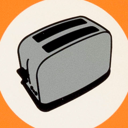 The Toaster Artwork