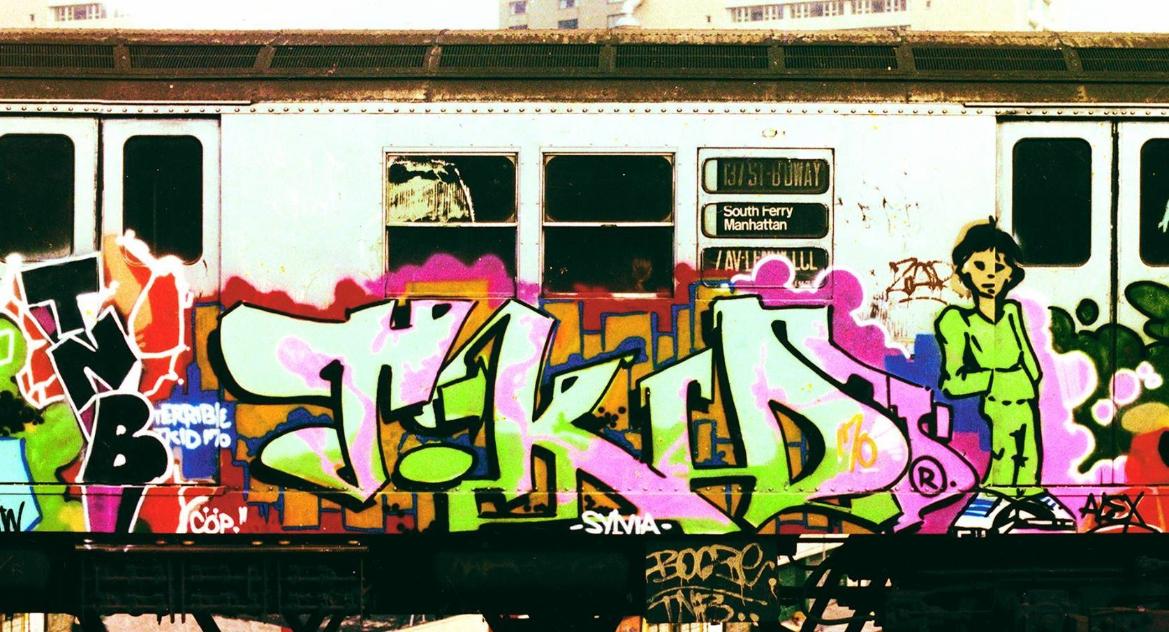 T-KID Artwork