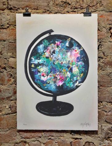Abstract World - Standard