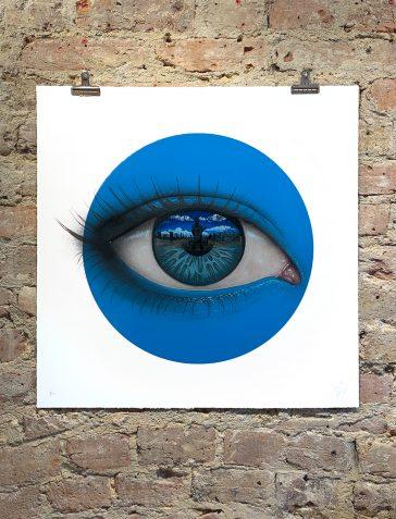 CRYLONG - Blue Artist's Proof