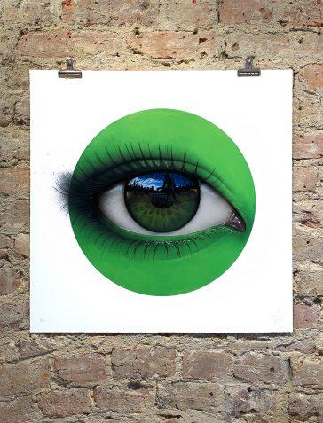 CRYLONG - Green Artist's Proof