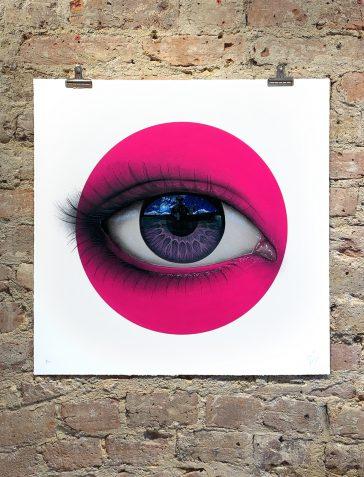 CRYLONG - Pink Artist's Proof