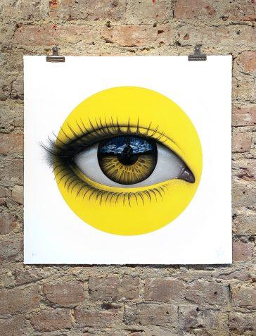 CRYLONG - Yellow Artist's Proof