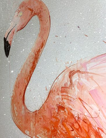 Flamingo I - 2019 [Diamond Dust]