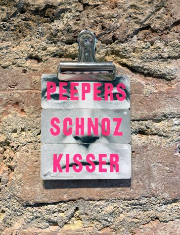 Peepers/Schnoz/Kisser