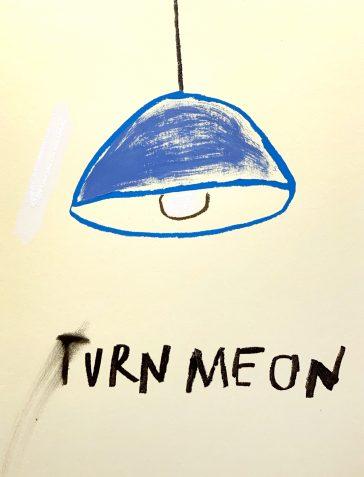 Turn Me On [Blue]