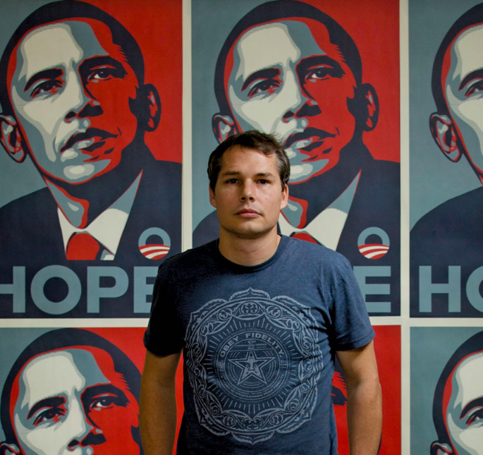Shepard Fairey Artwork