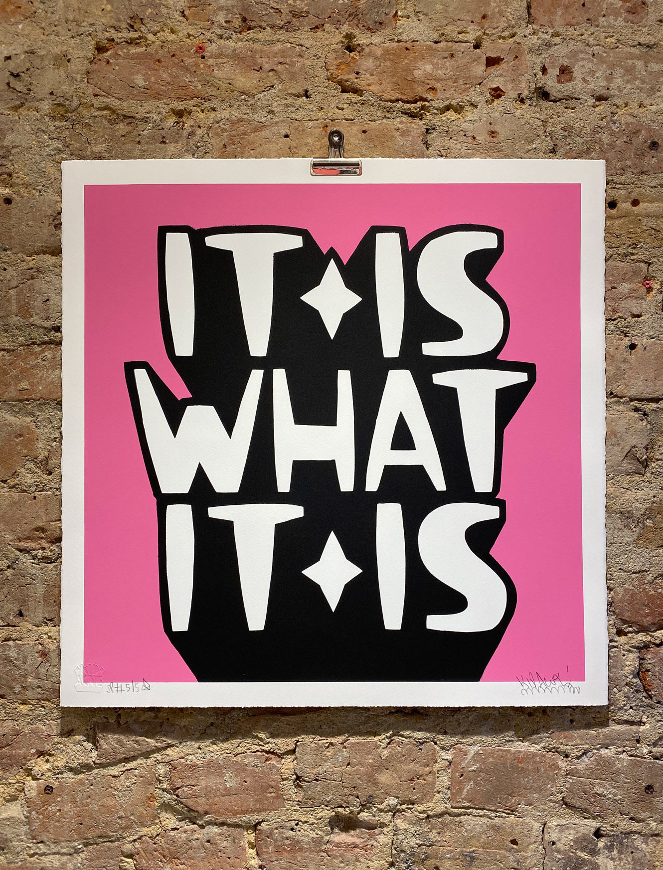 It Is What It Is By Kid Acne Nelly Duff