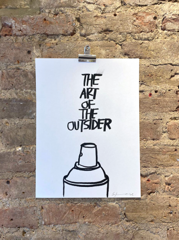 The Art of The Outsider - Standard