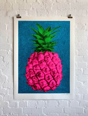 Big Ass Ananas - Pink