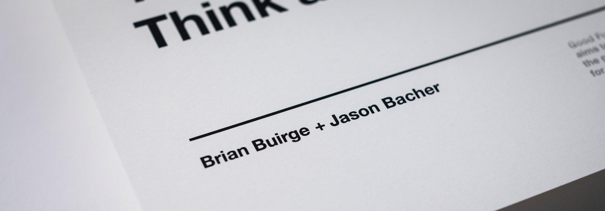 Brian & Jason Artwork