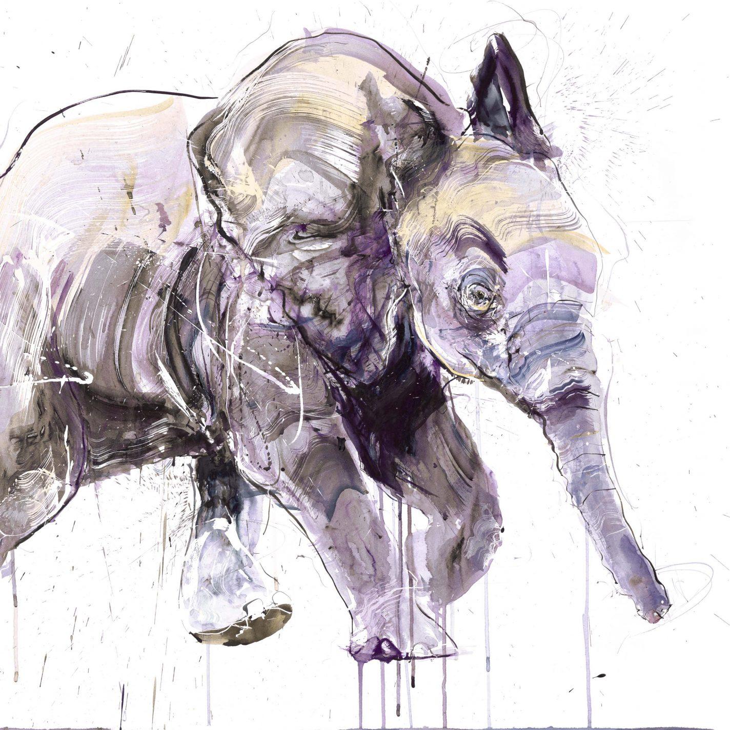 Young Elephants I & II