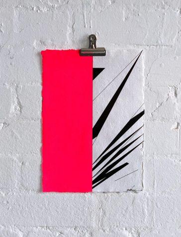 Neon Block 03