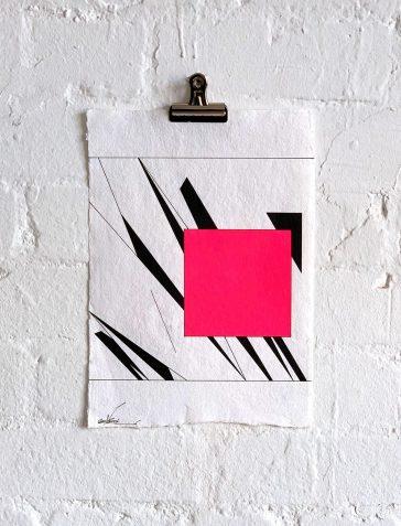 Neon Block 04