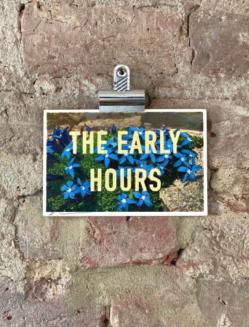 The Early Hours - Landscape