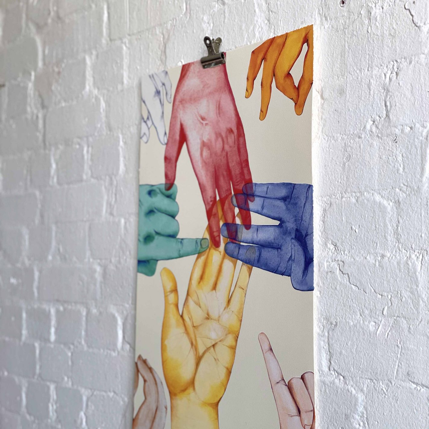 'THE HUMAN TOUCH'