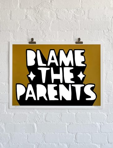 Blame The Parents - Mustard