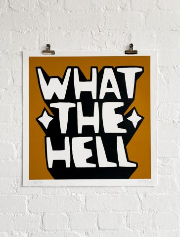 What The Hell - Ochre