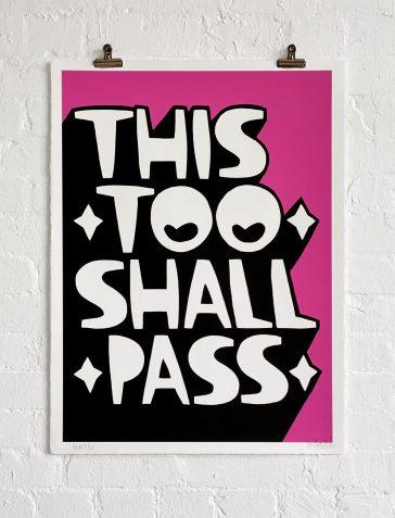 This Too Shall Pass - Bubblegum