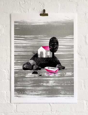 Finding Home - Magenta